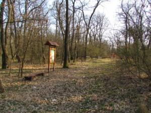 Mini skanzen, malompark, védett erdő Eger kapujában