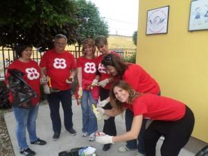 Festettek a banki önkéntesek