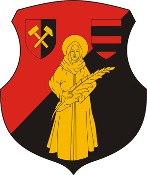 Petőfibánya címere