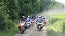 2016 május 20-21-én rendezték meg a 10. motoros búcsút Ecséden.
