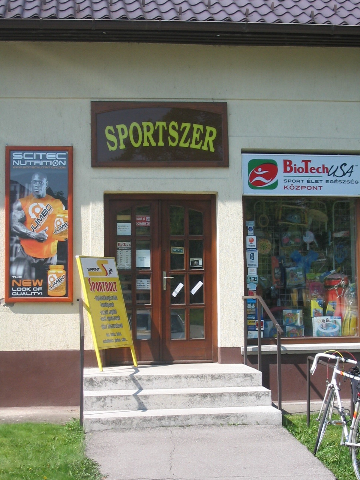 Sprint Sportbolt