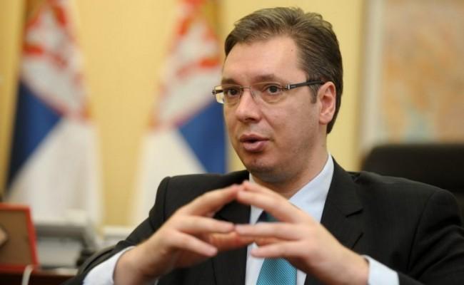 Vucic: nincsenek nyitott kérdések Szerbia és Magyarország között
