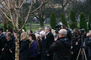 2014 - ben még mint Hatvan polgármestere eg 1848-as megemlékezésenFotó: Arold Péter