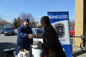 Hevesen és Füzesabonyban várták a Police Coffee iránt érdeklődőket.