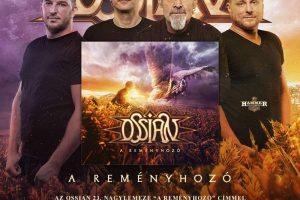 Itt az új Ossian LP!