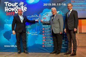Visszatér Gyöngyösre a Tour de Hongrie