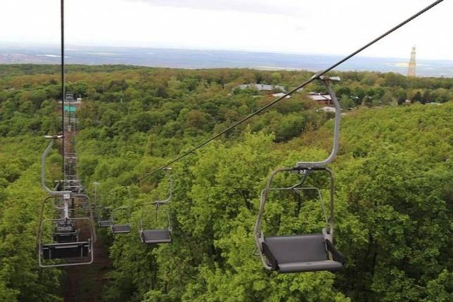 Oxygen Adrenalin Park – Mátra-Sástó