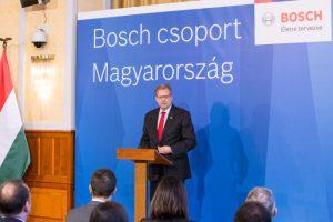 Újra kétszámjegyű árbevétel-növekedést ért el a Bosch csoport