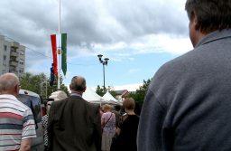 A trianoni békediktátum 99. évfordulóján megemlékezést tartottak Gyöngyösön.