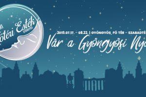 GYÖNGY Nemzetközi Folklórfesztivál Gyöngyös 2019