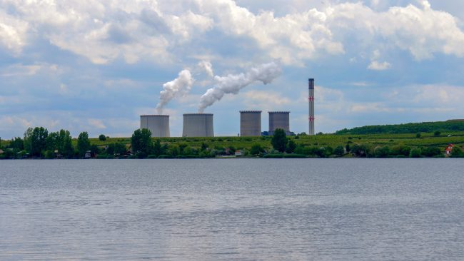 Elkezdték a gázképződés felszámolását a Mátrai Erőmű Zrt.visontai telephelyén