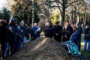 Magyarországon halt meg, Németországban temették a muszlim férfit