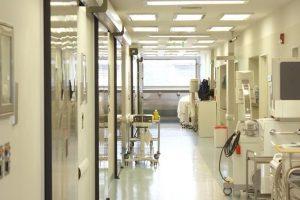 Kórházparancsnokok a kórházak védelmére
