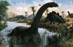 Gigantikus dinoszaurusz